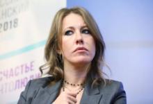 Фото Купальник чудотворный. Как Ксения Собчак снова оказалась на Украине?