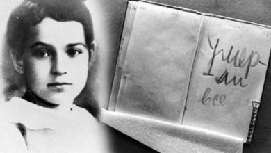 Photo of Завещание Тани Савичевой. Как читать детский блокадный дневник в 2019 году
