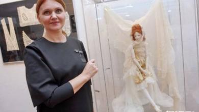 Фото Кукольный бизнес. Оксана Сахарова создаёт уникальных фарфоровых красавиц