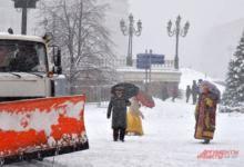 Фото Снегопад в Москве в субботу побил рекорд 70-летней давности