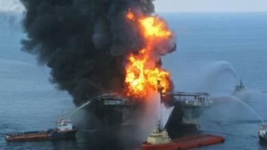 Фото Смертоносная нефть. Самые страшные экологические катастрофы в океане