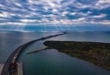 Фото Движение пассажирских поездов по Крымскому мосту откроется 8 декабря