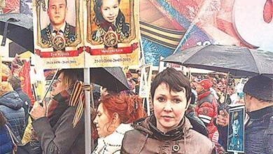 Фото Война и мир Анны Тув. Женщину из Горловки выдвинули на Нобелевскую премию