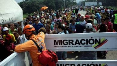 Фото Пентагон: Венесуэла скоро догонит Сирию по уровню оттока населения