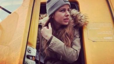 Photo of Таня и КАМАЗ. 23-летняя москвичка работает водителем большегруза
