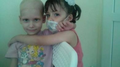 Фото Сестры по крови. Как двухлетняя Лера спасла больную раком сестру
