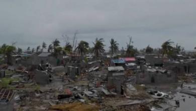 Фото Циклон Идай отрезал от внешнего мира 15 тысяч жителей Мозамбика