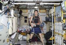 Photo of Космонавт Олег Кононенко поздравил женщин с праздником с борта МКС