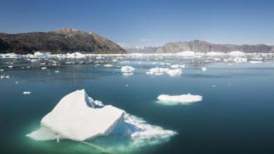 Фото С 1980-х годов темпы таяния льдов в Гренландии выросли в шесть раз