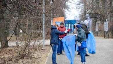 Фото Выбираем чистоту. В России проходит акция по очистке городов от пластика