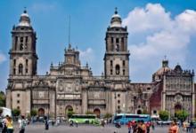 Фото В Мехико продлен режим экологической тревоги