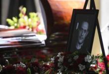 Фото В Москве проходит прощание с журналистом Сергеем Доренко
