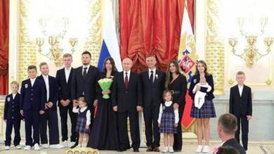 Фото Путин: у властей есть идеи по дополнительной поддержке многодетных семей