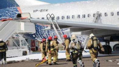 Фото ТАСС: опознание тел погибших в катастрофе SSJ-100 продлится около месяца