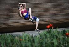 Фото МЧС предупредило москвичей об аномальной жаре