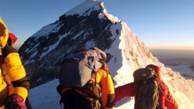 Фото «Очереди убивают». Десять человек умерло в «пробках» на Эвересте