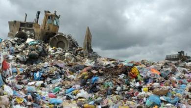 Фото Свалки вне реестра. Архангельские мусорные полигоны не соответствуют нормам