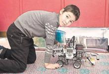 Photo of Искусственный разум против мусора. Третьеклассник создал робота-уборщика