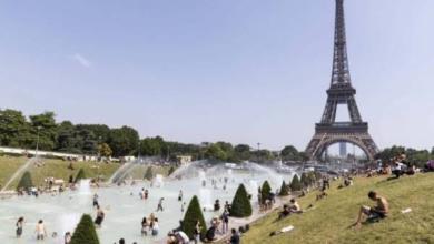 Фото Во Франции зафиксирована рекордная жара