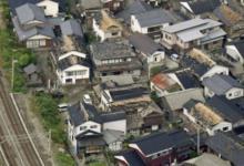 Фото Количество пострадавших при землетрясении в Японии выросло до 26 человек