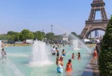Фото Красный уровень погодной опасности объявлен в четырех департаментах Франции
