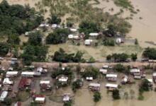 Фото В Индии в зоне наводнения оказались почти 6 млн человек