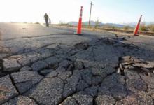 Фото Момент мощного землетрясения в Калифорнии попал на видео
