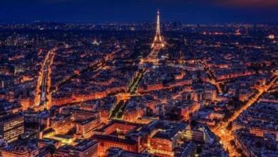 Фото В центре Парижа могут запретить проезд туристических автобусов
