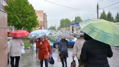 Фото Вечером 30 июля из-за непогоды в Москве объявлен желтый уровень опасности