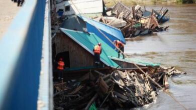 Фото Фонд помощи пострадавшим от паводка в Приангарье собрал 96 миллионов рублей