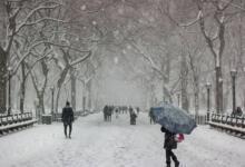 Фото Мокрый снег и гололедица ожидаются в Москве 28 января