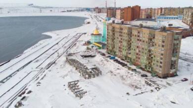 Фото В госполитику по Арктике внесено разграничение континентального шельфа