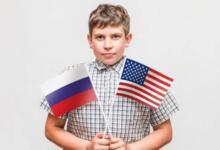 Фото Захарова: МИД РФ известно только о шести школьниках, вернувшихся из США