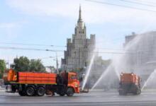 Фото Синоптики назвали погоду в Москве аномально холодной
