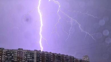 Фото В Москве ожидается сильный ветер в выходные