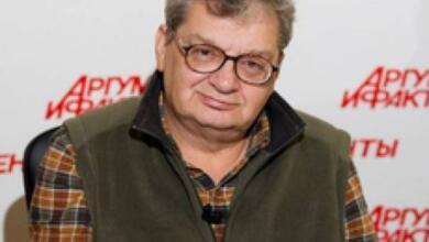 Фото Умер известный ведущий прогноза погоды Александр Беляев