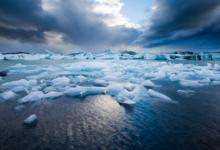 Фото В Арктике в июле зафиксирован абсолютный минимум количества льда
