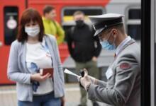 Фото По маршруту Архангельск – Онега запустили рельсовый автобус