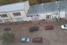 Фото В Анапе месячная норма осадков выпала за полтора часа